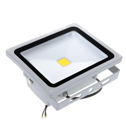 30W LED Flood Light Waterproof Floodlight Landscape Lighting Lamp 85-265V Warm White