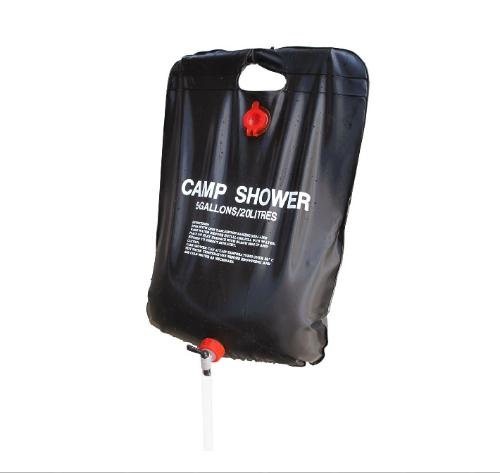 LinLimaoyi Heating Solar Shower Bag Outdoor Camping Solar Energy Heating Hot Water Shower Bag