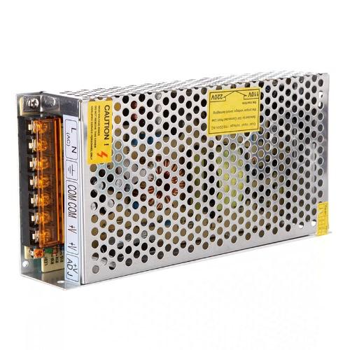 AC 110V/220V a DC 12V 10A 120W Transformador de tensión Interruptor de alimentación