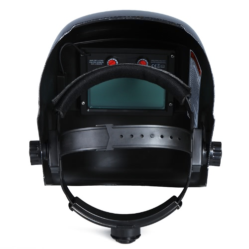 KKmoon Auto Darkening Welding Helmet Welders Mask Arc Tig Mig Grinding Solar Powered