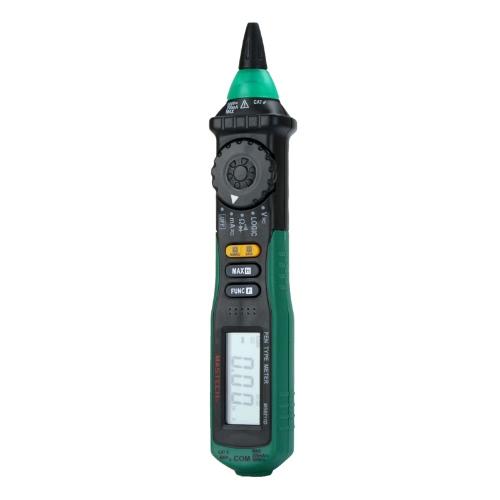 Niveau de logique pour le Digital Pen-type multimètre Mastech MS8211D Test sélection automatique de la mesure courante sac de transport