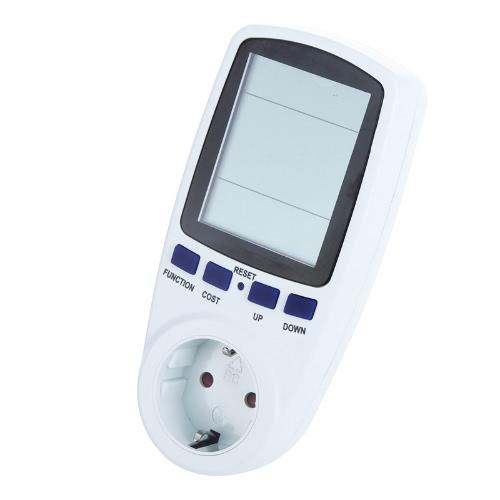 EU Plug Power Energy Meter