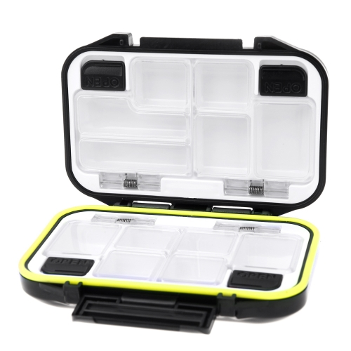 Storage Case Box Fly Fishing Lure Spoon Hook Bait Tackle Box Fishing Accessorys!