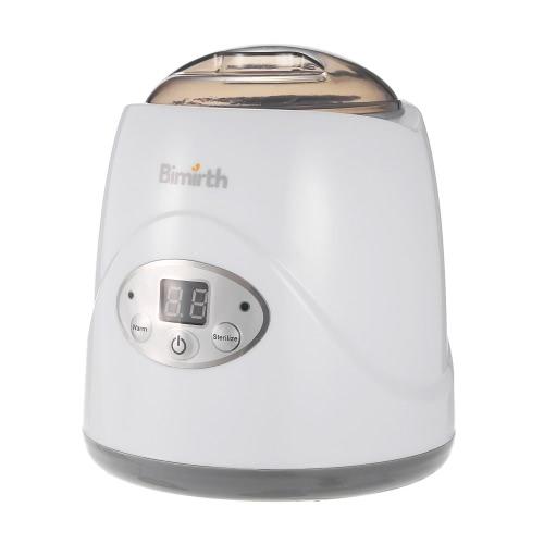 Bimirth Safe BPA-Free Constant Heating Multifunctional Practical Milk Heater Portable Baby Bottle Warmer