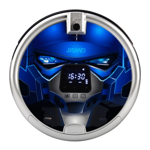 JISIWEI S+ Automatic Vacuum Cleaner Robotic  with 1080p Camera WiFi Infrared/APP Remote Control