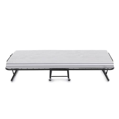 ikayaa metallrahmen rollaway single folding g stebett. Black Bedroom Furniture Sets. Home Design Ideas