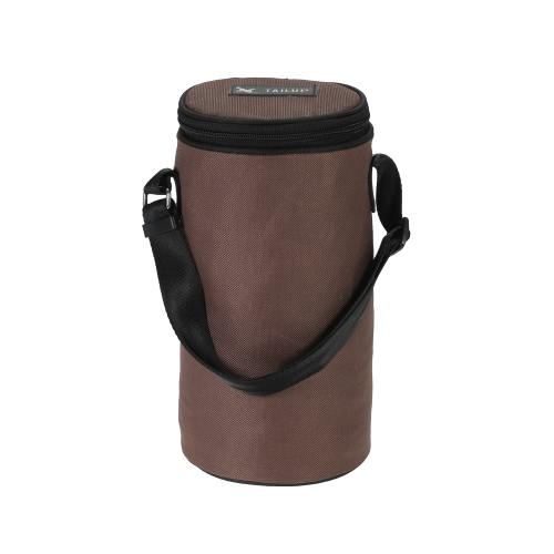 TAILUP складной Оксфорд ткани Pet собак Cat хранения хранения Bowl сумка контейнера корма сумка для путешествий мероприятия на свежем воздухе