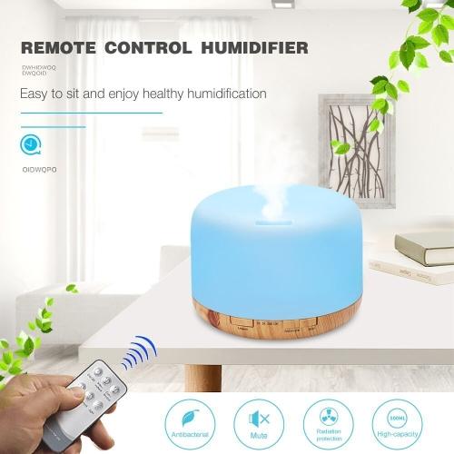 500ml Ultrasonic Air Humidifier