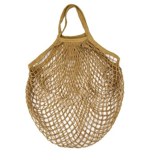Bolso tejido del totalizador de la cadena de la bolsa de malla