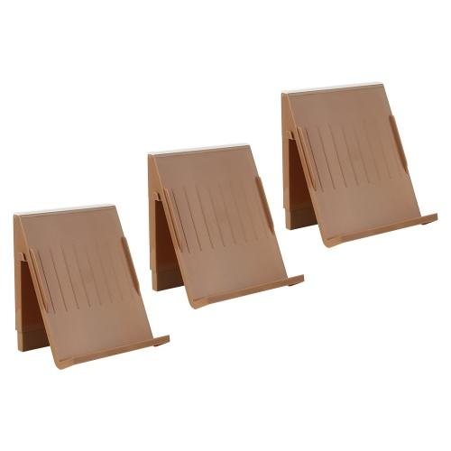 Estante de zapatos de pie Diseño de 3 capas Triángulo Zapatos que ahorran espacio Organizador de almacenamiento para entrada Armario Baño Hotel