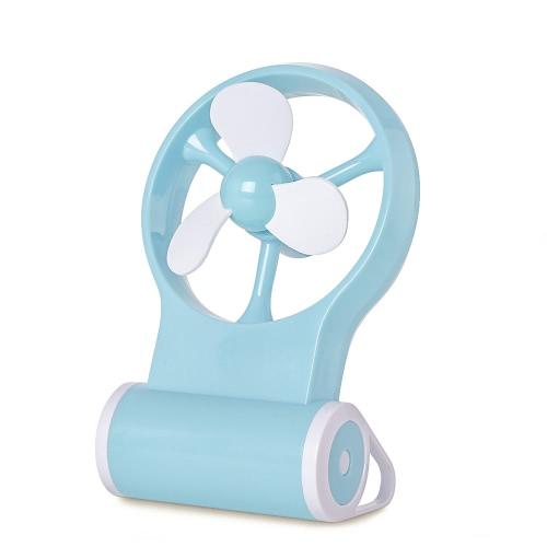 Мини USB зарядный вентилятор Cute Handheld Портативный напольный летний охладитель Ventilador Table Аккумуляторная батарея для домашнего офиса