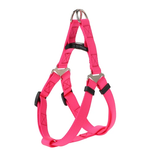 Durable Nylon Material Safety Dog Vest Adjustable Harness Belt Leash Chest Strap Pet Vest