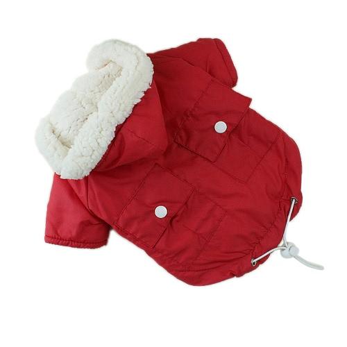Пальто с капюшоном Hoodie Hoodie с двойными карманами Мягкая удобная дышащая хлопковая куртка с курткой Colthing Winter Warm Clothes