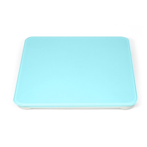 Accuracy Digital Bathroom Health Mini Weight Scale with Easy-to-Read Backlit LED Weigher Highly Precision Readings Glass Scales
