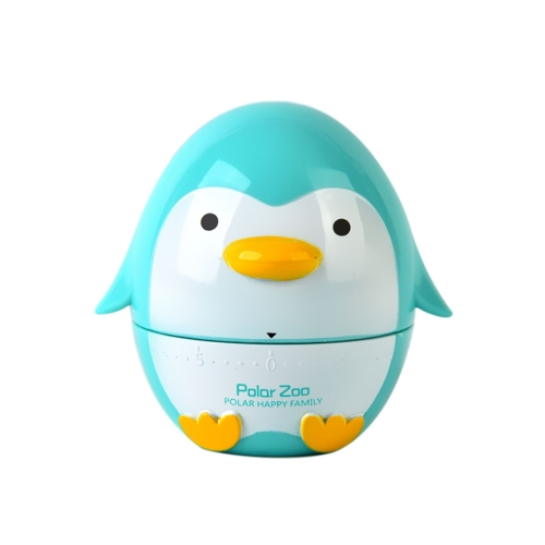 Creative Kitchen Gadget 60-Minute Timer Penguin Kitchen Mechanical Timer