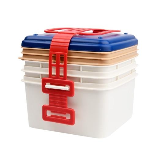 Обеденный ящик с утилизацией из бутылочки Box Bento Box для портативных пикников