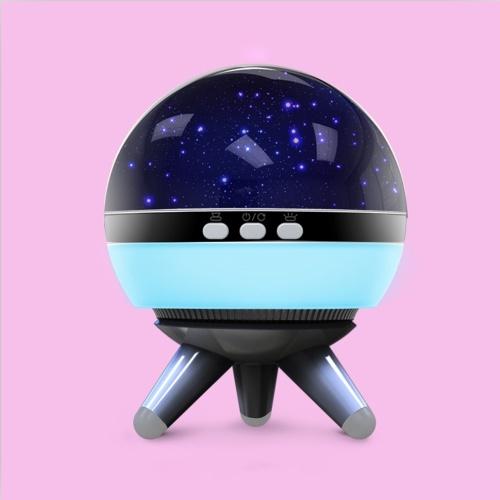 Romantische Sternenhimmel Projektor Licht Schlafzimmer Baby Schlafen  Nachtlicht Traumhafte Universum Rotation Nacht Projektionslampe