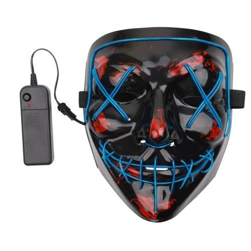 Lampa błyskowa Cold Light Flash Grimace Fluorescent Mask