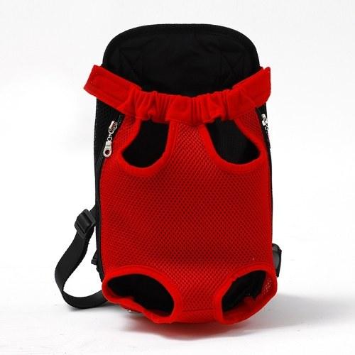 Portable praktische Outdoor Hunde Katzen Tasche