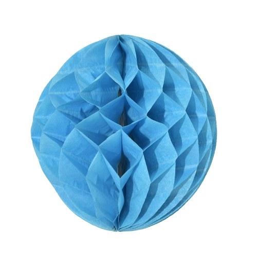 Honeycomb Ball Paper Flower Ball Wiszące dekoracje Garland