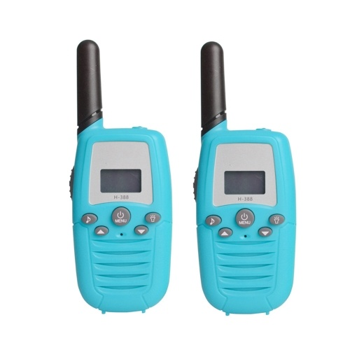 2pcs Children Radio Set Kids Walkie Talkie