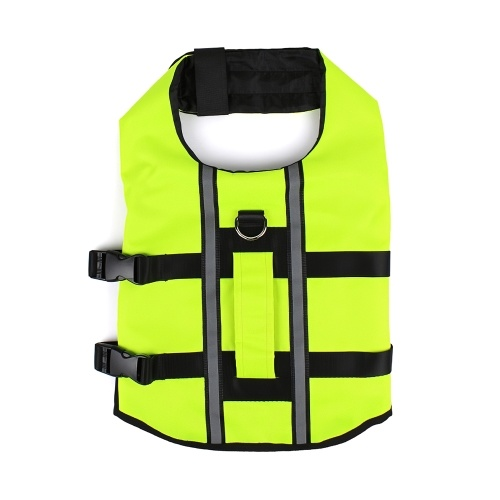 Foldable Dog Life Jacket Inflatable