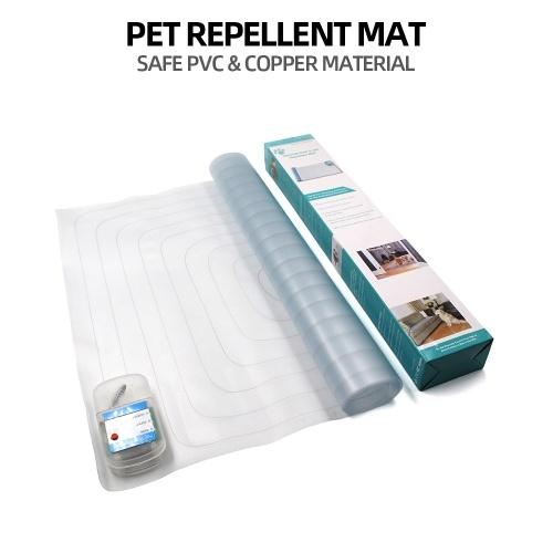 Pet Repellent Mat Pet Shock Mat Intelligent Safe 3 Training Modes Indoor Use Pet Training Mat for Dogs Cats
