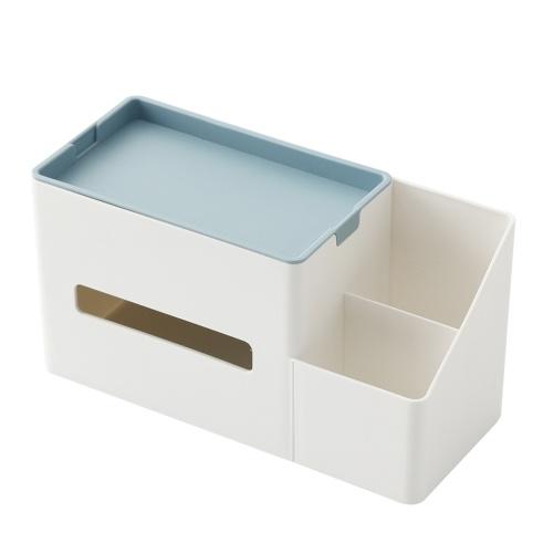 Ящик для хранения рабочего стола для домашнего использования Tissue Organizer