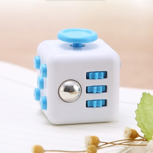 Decompression Magic Cube Funny Square Dice Adult Office Decompression Artifact Toy