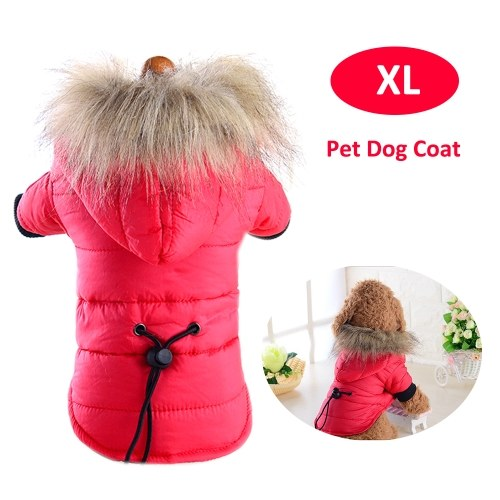 Pet Dog Coat Winter Warm Clothes Puppy Jacket Small Dogs Pets Clothing