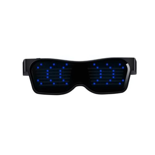 Magic Bluetooth Led Party Glasses APP Control Gafas luminosas