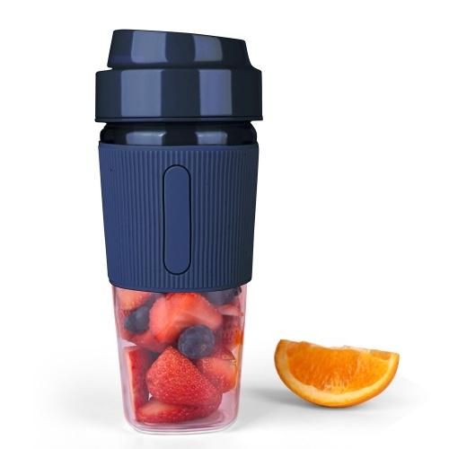 Portable Blender Juicer Cup Mini Smoothies Maker Rechargeable Blender