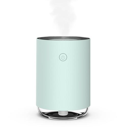 カラフルなLEDライト静かな加湿器付き220 mLミスト加湿器ディフューザー