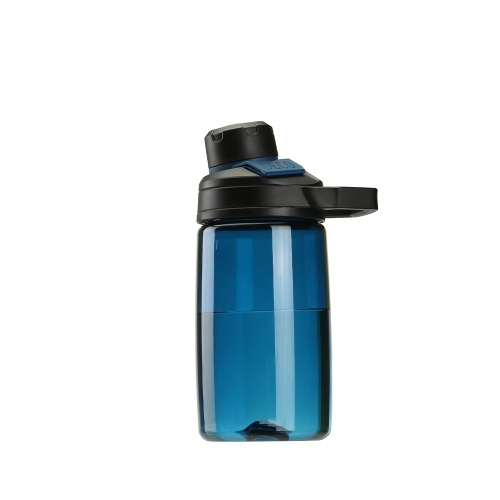 Sports Water Bottle with Magnetic Cap Free Tritan Non-Toxic Plastic Sports Water Cup 400ml Durable Leak Proof Water Bottle Sports Shaker Bottle Outdoor