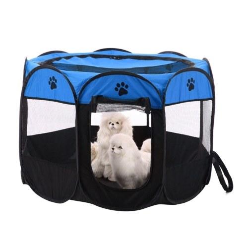 Box per animali domestici impermeabile pieghevole portatile