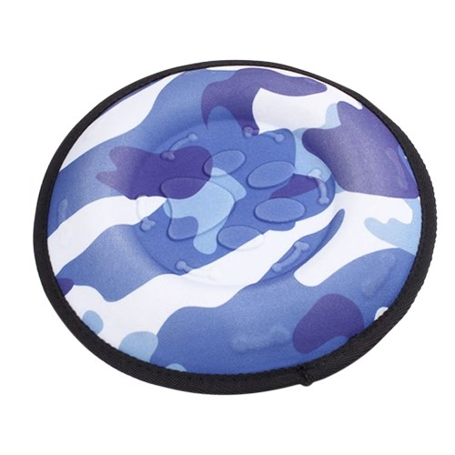 Dog Toy Interactive Flying Disc Floatable Disc