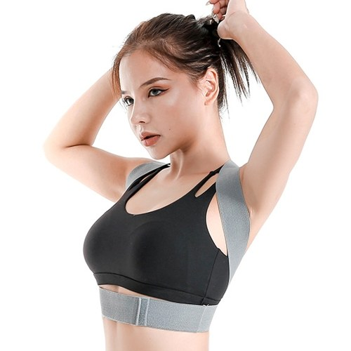 Posture Corrector for Men and Women Fully Adjustable Spinal Brace