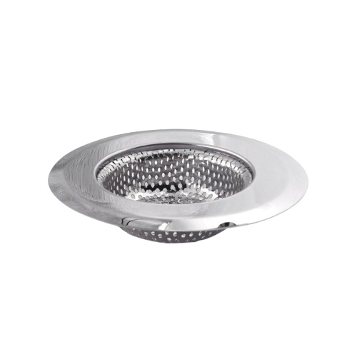 Crépine d'évier de cuisine Crépine de filtre de vidange en acier inoxydable