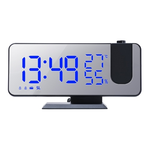 Digital Projection Alarm Clock