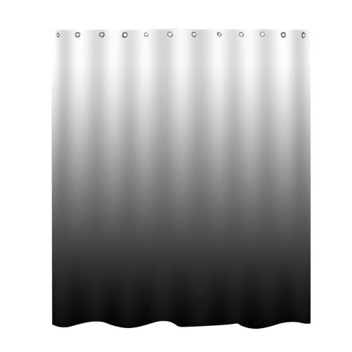 Cortina de ducha para baño (94,5 pulgadas de ancho, 79 pulgadas de alto)