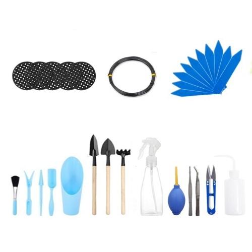 30 piezas de herramientas de plantas suculentas