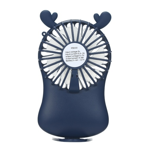 Mini Handheld Fan Portable Desk Fan