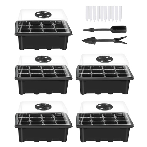 5 Set Seed Trays