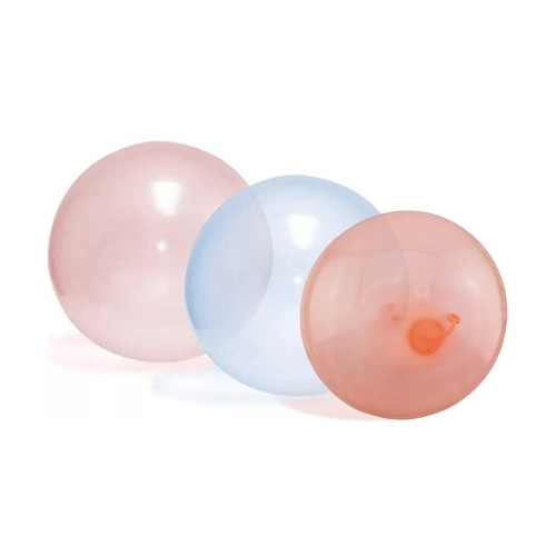 Bubble Balloon Transparent Bounce Inflatable Funny Toy Ball