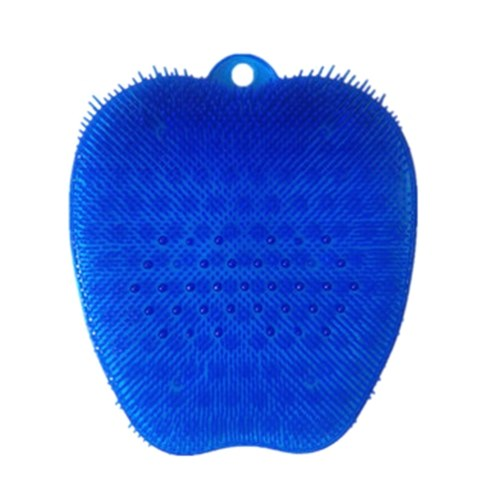 Scrubber Skin Exfoliating Pad Calluses Remover Foot Feet Cleaning Massage Brush