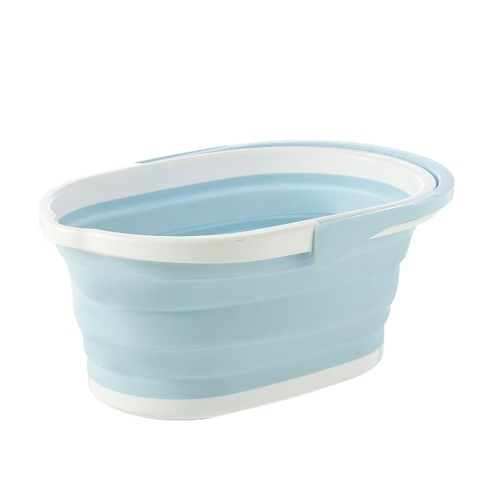 Multifunctional Foldable Mop Bucket