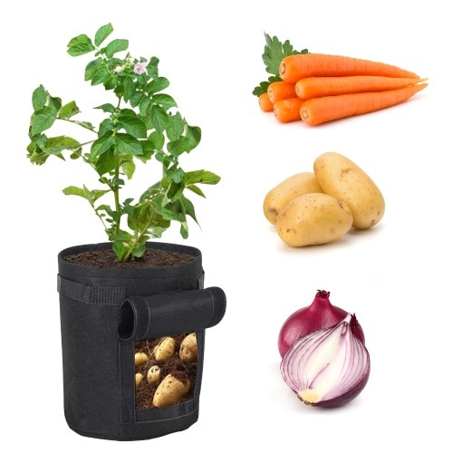 Sacs de culture de pommes de terre de 10 gallons