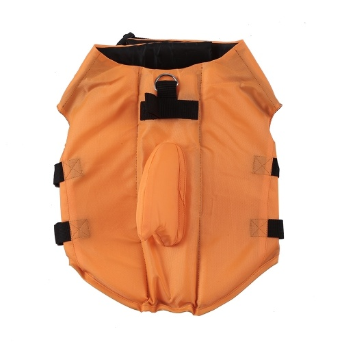 Dog Life Vest with Shark Fin Life Jacket
