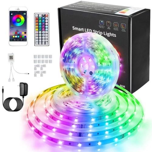 Bande lumineuse à LED RVB 10M 300LEDs 5050RGB Bande lumineuse