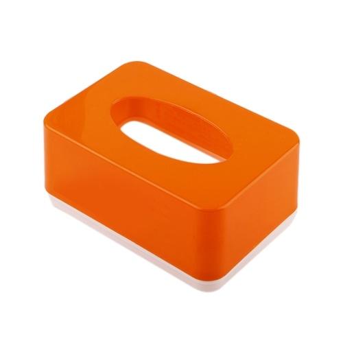 Портативная ракетка для хранения бумажных салфеток для повседневного домашнего использования в ресторане